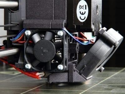 Prusa I3 MK2 5-MK3 Extruder upgrade