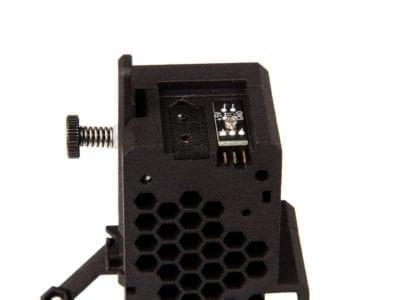 Detail image of a Bondtech BMG extruder upgrade for Prusa i3 MK3S